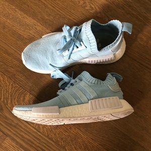 """adidas Shoes - """"Icy Blue"""" nmds"""